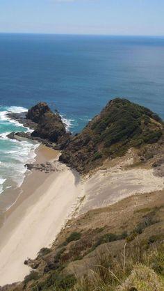 Cape Reinga, Aupouri Peninsula, Northland Region, North Island, New Zealand