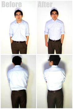 Zipseam - Instantly tailors your shirt // this clever invention was funded nearly 4000% (!) on Kickstarter #product_design
