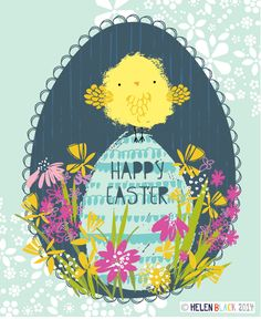 Wishing Everyone a lovely Easter…maybe a sunny one! Easter Art, Hoppy Easter, Easter Illustration, Book Illustration, Easter Wallpaper, Easter Wishes, Vintage Easter, Mood, Illustrations