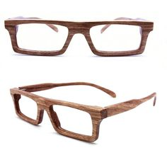 4e3740e1af MJX1201 handmade zebra wood eyeglasses with bamboo by TAKEMOTO Wooden Case
