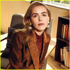 Kiernan Shipka Opens Up About Not Caring What People Think About Her Style