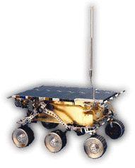 Mars Pathfinder Home