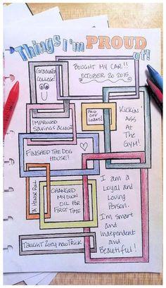 Self Care Bullet Journal, Bullet Journal Banner, Bullet Journal Lettering Ideas, Bullet Journal Notebook, Bullet Journal Aesthetic, Bullet Journal Ideas Pages, Journal Prompts, Journal Pages, Memory Journal
