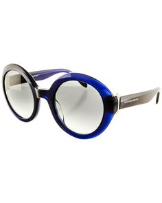 You need to see this Alexander McQueen Women's AM0002S Sunglasses on Rue La La.  Get in and shop (quickly!): https://www.ruelala.com/boutique/product/98387/33242742?inv=aedwards78&aid=6191