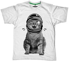 Cat to the moon from Catsmeow Original