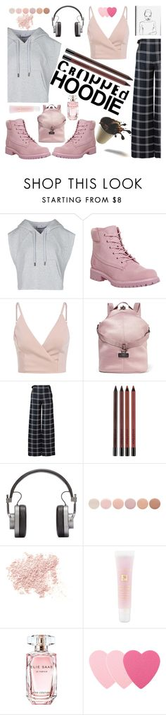 """""""Spring"""" by hbee-1234 ❤ liked on Polyvore featuring adidas, Timberland, Proenza Schouler, Smashbox, Master & Dynamic, Deborah Lippmann, Bare Escentuals, Lancôme, Elie Saab and Sephora Collection"""