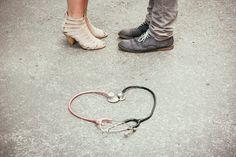 Woods Engagement Photo Session. Doctors Engagement Photos | Andre Tancredi Fotos