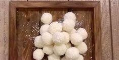 Kokosové kuličky podle Veroniky Klamtové