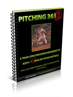 A Year Long Program Designed To Add 5-7 MPH On Your Fastball. www.digitalbookshops.com #Sports  #Baseball