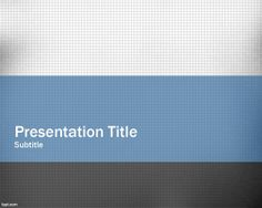 Clouding PowerPoint Template is a free PPT template for serious PowerPoint presenters who want to engage their audience using a modern background style for presentations and combining clean colors with a modern slide design for Power Point 2010 and PowerPoint 2007