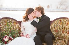 A Rustic Winter Wedding at Southwind Hills in Goldsby, Oklahoma