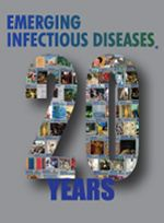Ahead of Print -Novel Thogotovirus Species Associated with Febrile Illness and Death, United States, 2014 - Volume 21, Number 5—May 2015 - Emerging Infectious Disease journal - CDC