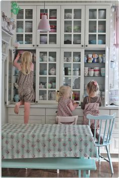 Aah, ihana keittiö :)