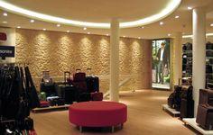 Indoor Pools, Modern, Curtains, Home Decor, Decorative Walls, Stone Walls, Wall Trim, Natural Stones, Room Interior Design