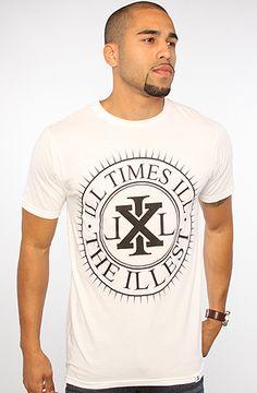 Circle White Logo by ILLxILL, $30