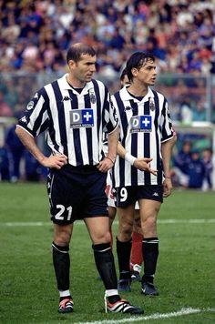 Zidane + Pippo Inzaghi.