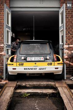 Renault 5 Turbo - 4   Flickr - Photo Sharing!