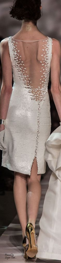 Georges Chakra - S/S 2015 Couture