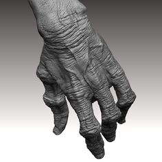 Monster (Alien) Hand Model available on Turbo Squid, the world's leading provider of digital models for visualization, films, television, and games. Zbrush Character, 3d Model Character, Character Art, Creature 3d, Creature Design, Alien Hand, Zombies, Monster Hands, Monster Concept Art