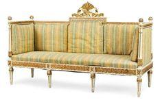 Interior Design Files: Gustavian Antique Furniture