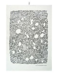 Kauniste kitchen towel / Sammal ++ Jenni Rope