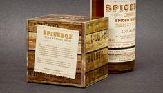Spice Box Canadian Spiced Whisky #Scotch #Whisky #Whiskey #Malt #Rye #Bourbon Single Malt Scotch Whisky