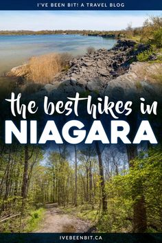 Top 10 Hiking Trails in Niagara: Best Niagara Hikes Across the Region » I've Been Bit :: A Travel Blog