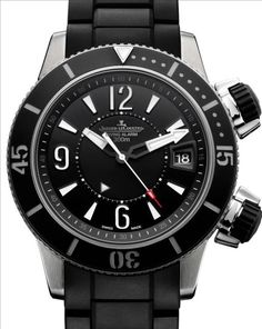 The Jaeger-LeCoultre Master Compressor Diving Alarm Navy SEALs watch Dream Watches, Fine Watches, Luxury Watches, Cool Watches, Rolex Watches, Watches For Men, Navy Seal Watches, Jaeger Lecoultre Watches, Thing 1