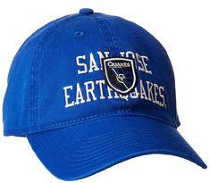 a1be70df85b adidas MLS San Jose Earthquakes Adult Men MLS SP17 Fan Wear Throwback  Slouch Flex