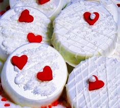 Often Imitated But Never Duplicated!A Taylors Sweet Revenge Original! This Delightful Elegant Romantic Gift Features 12 of our Delicious Chocolate Dipped Oreos®. Enrobed in Gourmet White Chocolate- theyre Hand Decorated with Candy Hearts and Generously Sprinkled with Candy Pearls and Sprinkles. Choose from 2 Beautiful Designs:    White Chocolate Oreos with Double Red Hearts are Drizzled and Decorated with Sparkles.    White Chocolate Oreos with a Single Red Heart are Drizzled and Decorated…