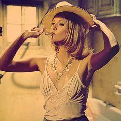 Faye Dunaway - Bonnie & Clyde