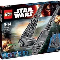 Kylo Rens Command Shuttle Lego (75104) -  Koppen.com