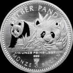 1/16 Oz Silber Panda 2016 Berlinsparen25.com , sparen25.de , sparen25.info