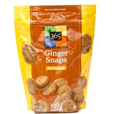 365 Everyday Value Ginger Snaps