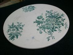Societe Ceramique Dahlia