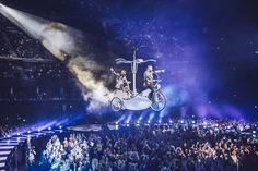 Take that live 2015 Howard Donald, Jason Orange, Mark Owen, Gary Barlow, Robbie Williams, Boy Bands, All About Time, Take That, Tours