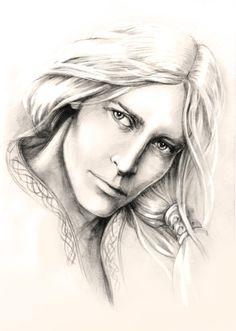 Finrod. http://tuuliky.deviantart.com/