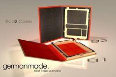 Handmade iPad 2 Case