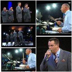 Pics of Monday nights performance from The Kingdom Heirs. #nqc2015 #kingdomheirs #nqc