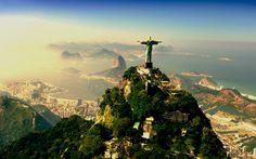 Cristo Redentor>Rio De Jeniero, Brazil