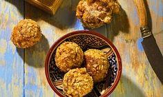 Claudia Roden's ham croquettes.