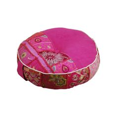 For those with a more relaxed, boho-inspired lifestyle, this pink cushion will soon be your favorite companion. With hand-stitched fabric and a durable side handle for easy carrying, it's perfect for y...  Find the Harmonious Balance Cushion in Pink, as seen in the Refined & Eclectic in Marrakech Collection at http://dotandbo.com/collections/refined-and-eclectic-in-marrakech?utm_source=pinterest&utm_medium=organic&db_sku=MDC0005-pnk