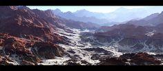 ArtStation - Desert, Alessandro Mancini