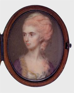 John Smart, Portrait of a Lady, 1781, Museu Nacional de Arte Antiga, Lisbon