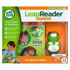 LeapFrog  LeapReader Junior Book Pal - Scout $15.00 online price SALE reg: regular price  $23.99 - save $8.99  (37%) Target.com