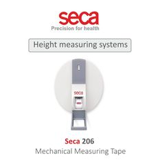 Seca 206 Mechanical Measuring Tape