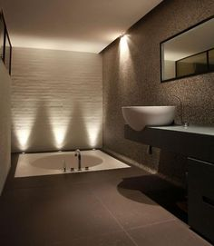 Discover the most effective modern bathroom ideas, designs & inspiration to match your style. Check out photos of modern bathroom decor & colours to produce you bathroom design Bad Inspiration, Bathroom Inspiration, Bathroom Ideas, Zen Bathroom, Bathroom Makeovers, Bathroom Remodeling, Master Bathroom, Peach Bathroom, Bathroom Small