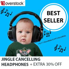 Jingle Cancelling Headphones