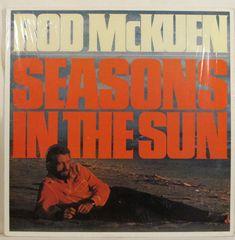 Rod McKuen - Seasons in the Sun. Warner Brothers Records. 1974.