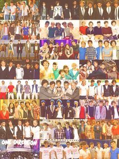 2 years in the making..Happy Birthday 1D on July 23 at 8:22 pm :)